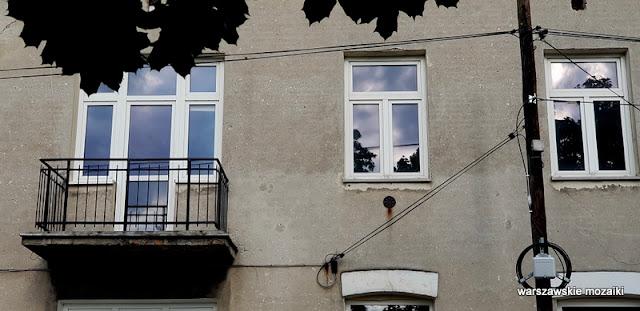 balkon Warszawa Warsaw warszawskie ulice Praga Południe warszawskie ulice olszynka grochowska architektura architecture