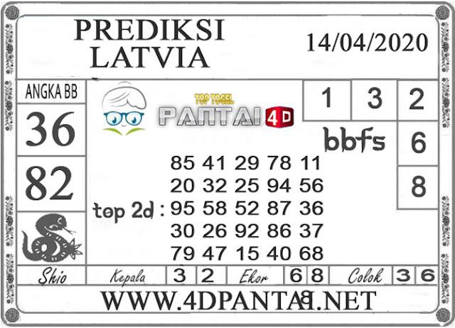 PREDIKSI TOGEL LATVIA PANTAI4D 14 APRIL 2020
