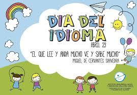 Imagenes con frases del dia internacional del Idioma
