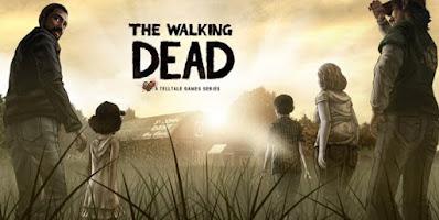 Game petualangan android The Walking Dead : Season 1