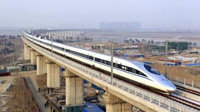 talgo bullet train india