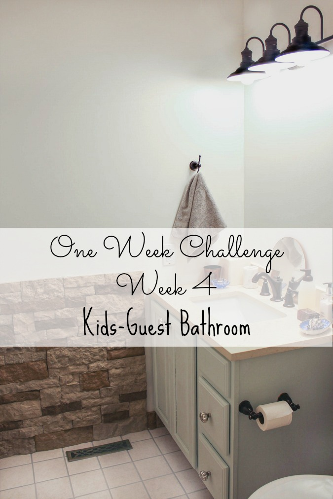 One Room Challenge Week Four, New paint color!