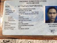 Ini Dia Identitas Pelaku Bom Medan