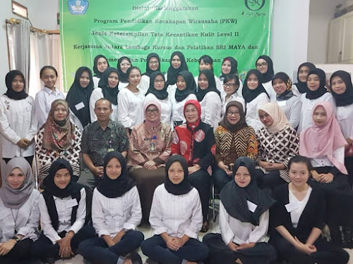 LKP Sri Maya Bandung