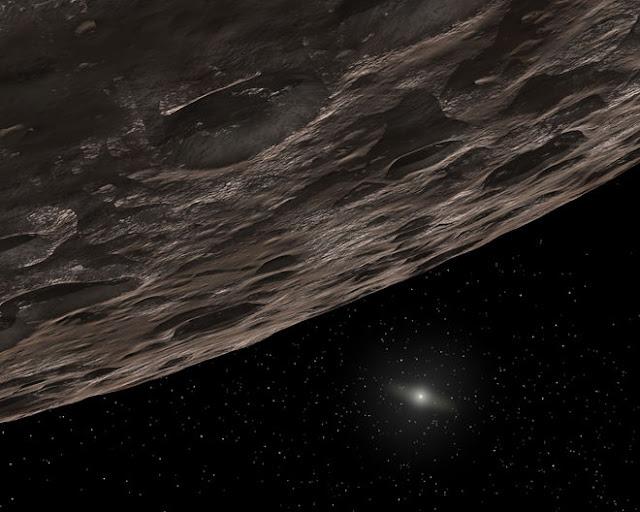 Novo planeta-anão é descoberto em nosso Sistema Solar