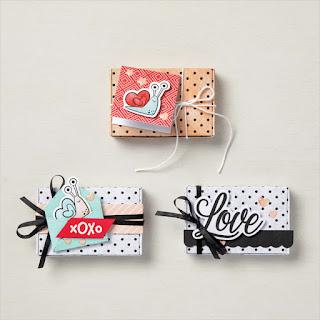 January 2021 Sending Hearts Paper Pumpkin Alternative Projects ~ Little Love Boxes Add-On #paperpumpkin
