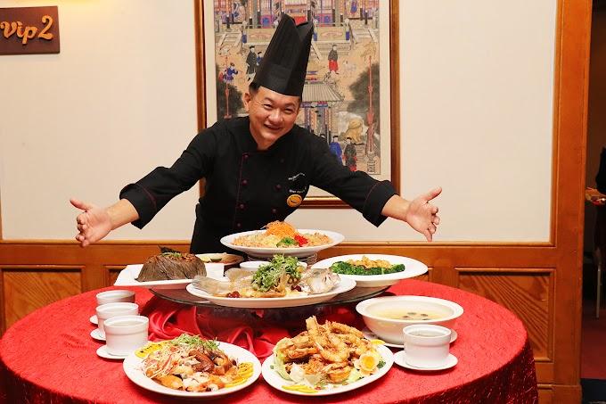 Auspicious Meals Sempena Tahun Baru Cina di Grand Blue Wave Hotel Shah Alam