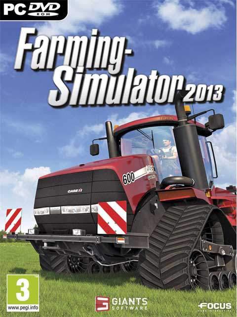 تحميل لعبة Farming Simulator 2013 مضغوطة برابط واحد مباشر كاملة مجانا