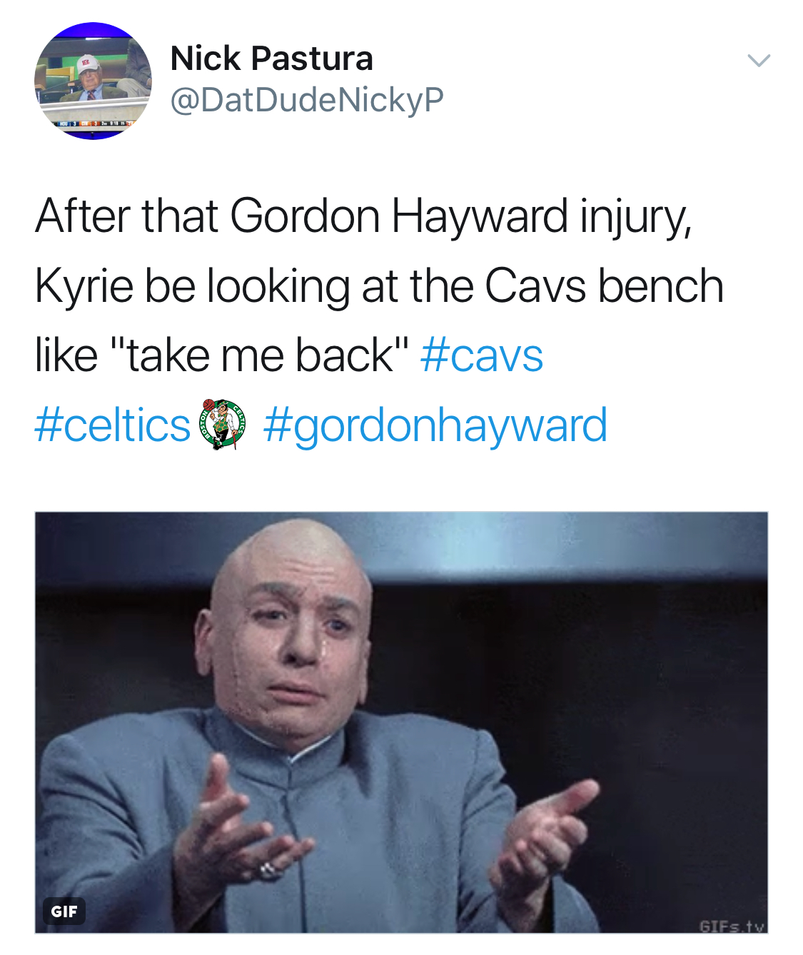 Gordon Hayward Meme?ssl=1 top 10 gordon hayward memes leg injury, broken ankle empire bbk
