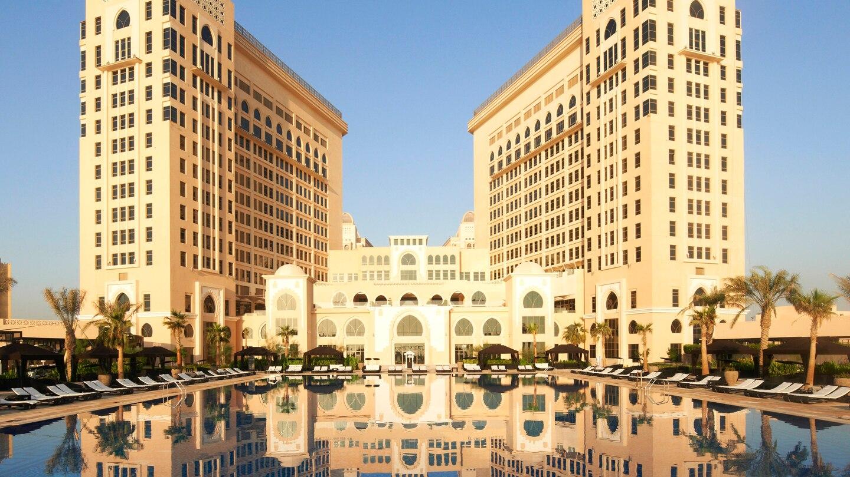 وظائف فندق سانت ريجيس الدوحة لعدد من التخصصات