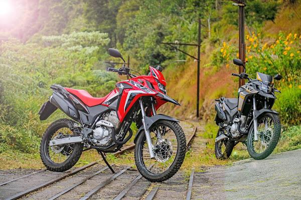 Honda XRE 300 2022: fotos, preços e especificações