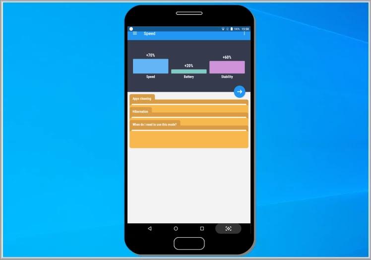 Root Booster :  Βελτιστοποιήστε την απόδοση στο κινητό σας