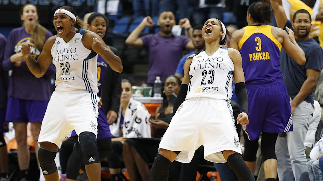 Tamika Catchings, Maya Moore: Who Will Win The 2015 WNBA Championship?
