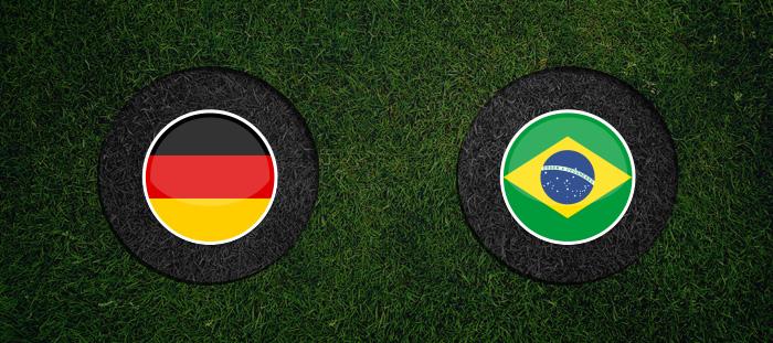 البرازيل والمانيا بث مباشر