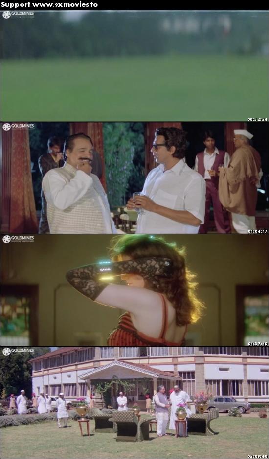 Jallaad 1995 Hindi 480p HDRip 450MB