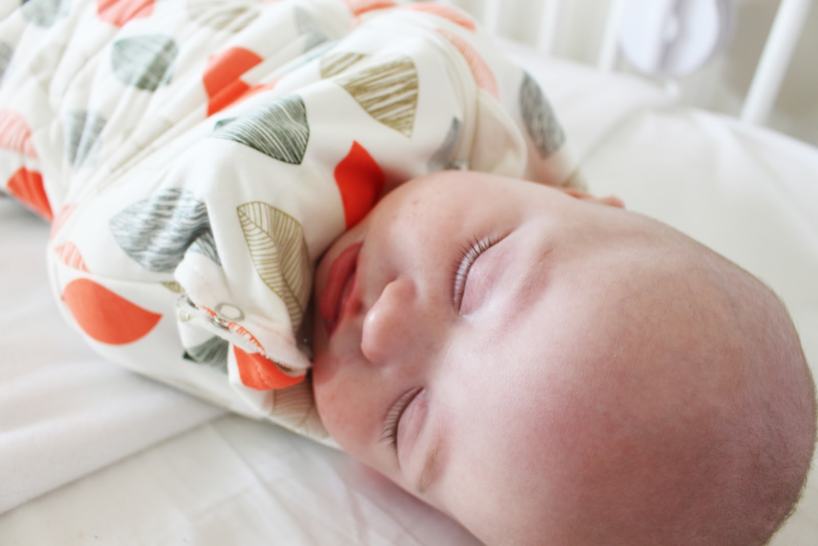 Should We Be Swaddling At 5 Months Old? | An ErgoCocoon Winter Swaddle Review