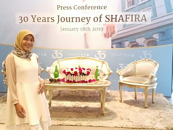 Selebrasi SHAFIRA ke 30 Tahun dalam World Wanderer