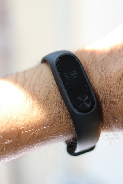 #TheLifesWayReviews @Xiaomi Mi Band 2 #SmartBand @TheGearbest