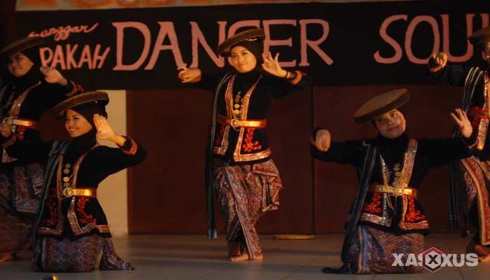 Gambar Tari Kretek, Tarian Tradisional Jawa Tengah
