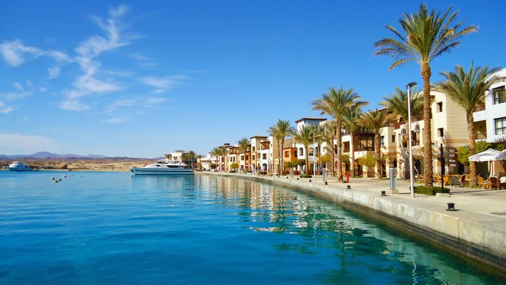 MARSA ALAM - WEST COAST OF THE RED SEA - EGYPT