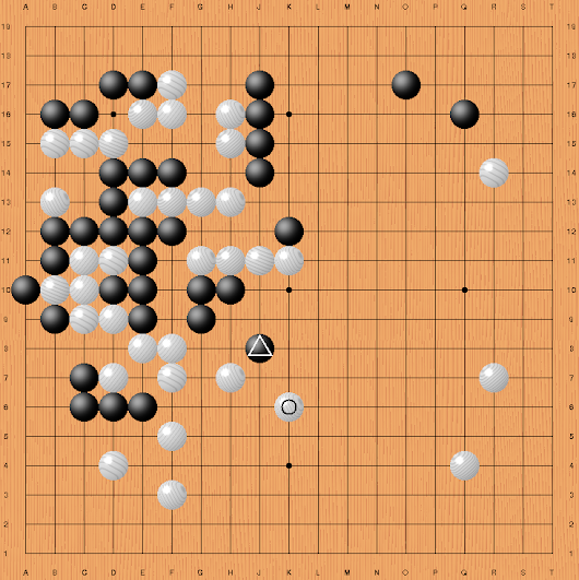 Part 8: Review of Game 3: Lee Sedol's opening mistakes due to enormous mental pressure (The historic match of deep learning AlphaGo vs. Lee Sedol)