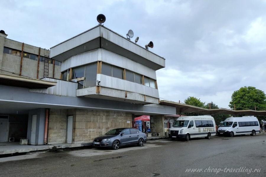 автовокзал Добрича фото