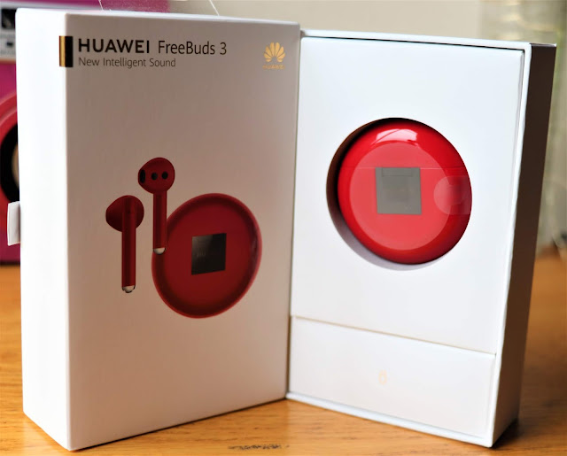 #TheLifesWayReviews - #HuaweiFreeBuds3 Earphones @HuaweiZA #ProductReview