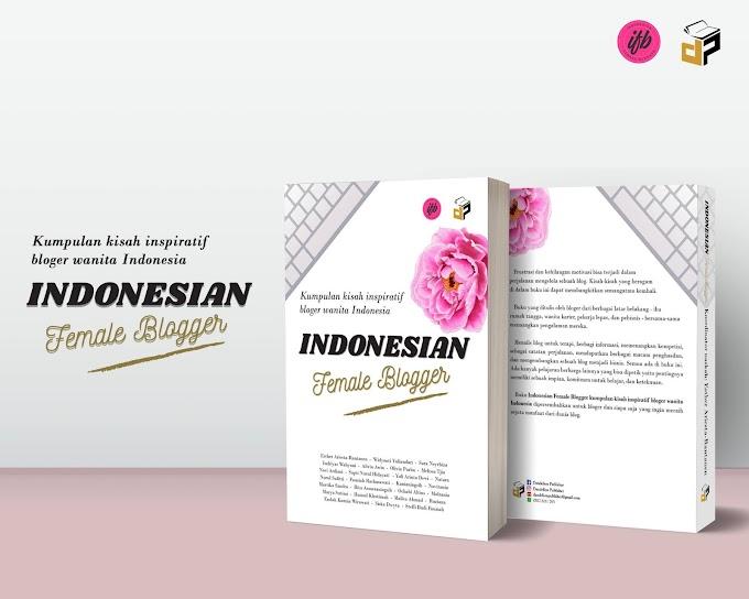 Buku Antologi : Kumpulan Kisah Inspiratif Bloger Wanita Indonesia