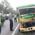 Kecelakaan Beruntun di Ranuyoso Libatkan 6 Kendaraan, 1 Tewas