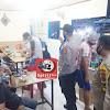 Minimalisir Gangguan Kamtibmas Personil Polsek Makassar Gelar Cipkon