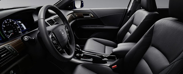 2019 Honda Accord Hybrid Interior