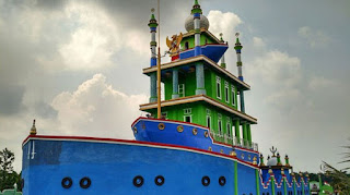 Awal Sejarah Kapal Bosok Di Banten