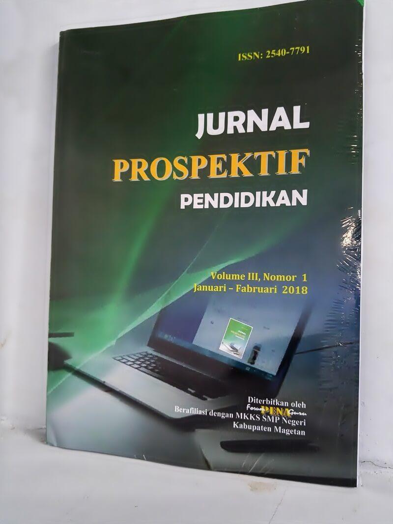 Jurnal Prospektif Pendidikan