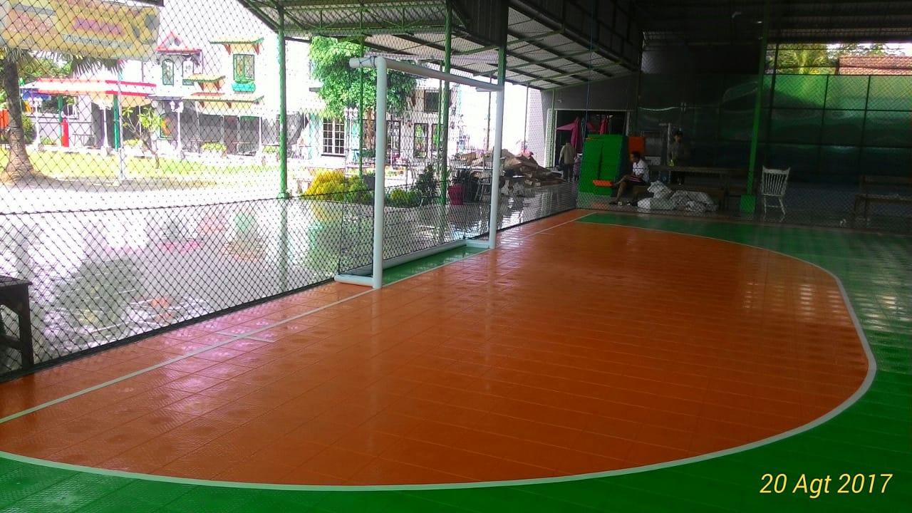 Jasa Renovasi Lapangan Futsal,Perbaikan Lapangan Olahraga
