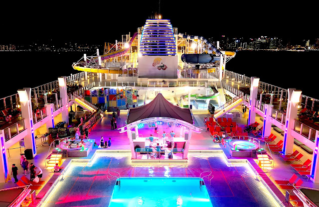 Dream Cruise Line S Genting Dream New Itineraries