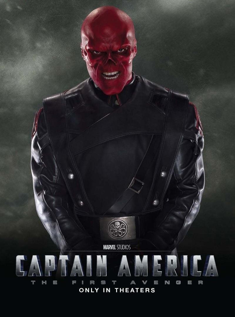 Captain America Filmreihe