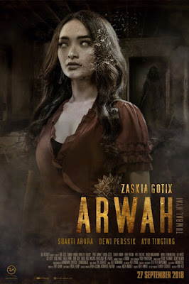 Film Arwah Tumbal Nyai: Part Arwah (2018)