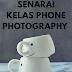Senarai Kelas Phone Photography Online