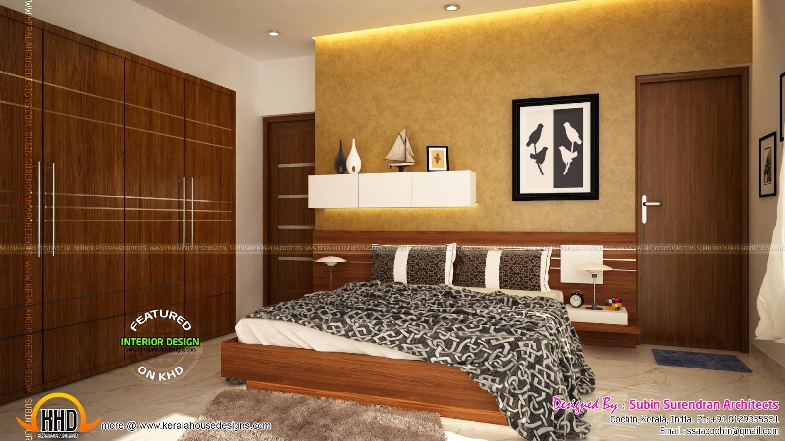 Kerala Master Bedroom Interior Design Gliforg