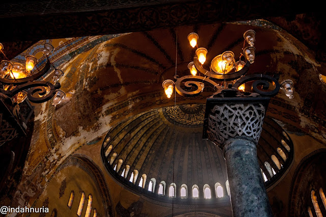 Welcome to Hagia Sophia, Istanbul, Turkey