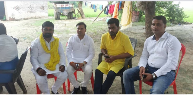 IMG_20190923_162835 सुनील पटेल जी भाजपा का दामन छोड़कर सुहेलदेव भारतीय समाज पार्टी का एक बार फिर दामन थामा ।