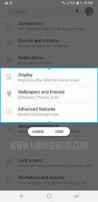 Langkah Split Layar Samsung Tanpa Aplikasi