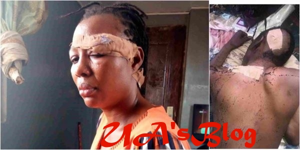 Why I Stabbed My Husband - Lagos Policewoman