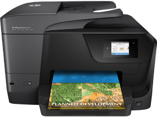 HP OfficeJet Pro 8710 Wireless All-in-One Driver Download