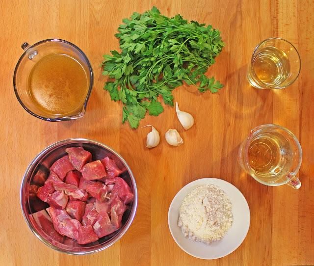 Κερκυραϊκό Μοσχάρι Σοφρίτο / Sofrito Beef