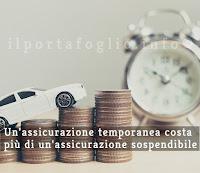assicurazioni sospendibili o temporanee