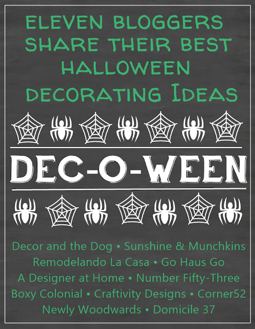 11 bloggers share their Halloween decor inspiration