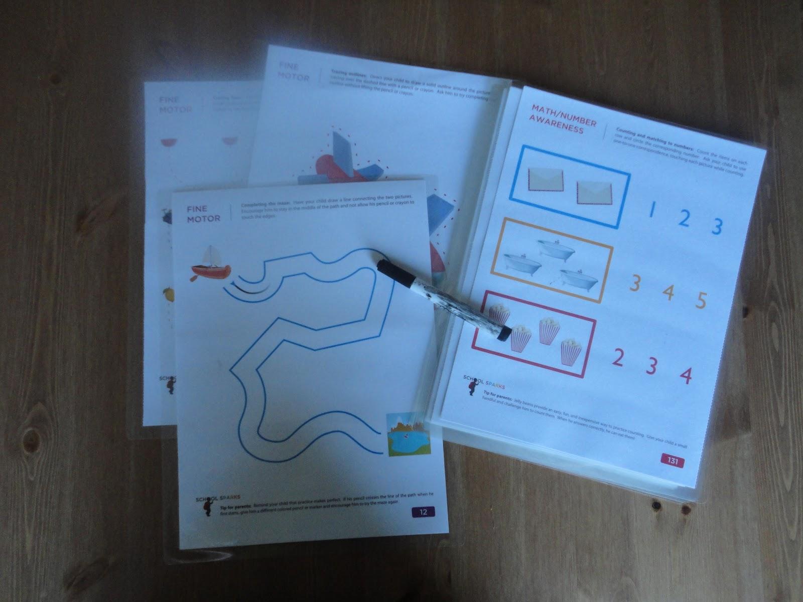 Wisdom Knowledge Y School Sparks Worksheets