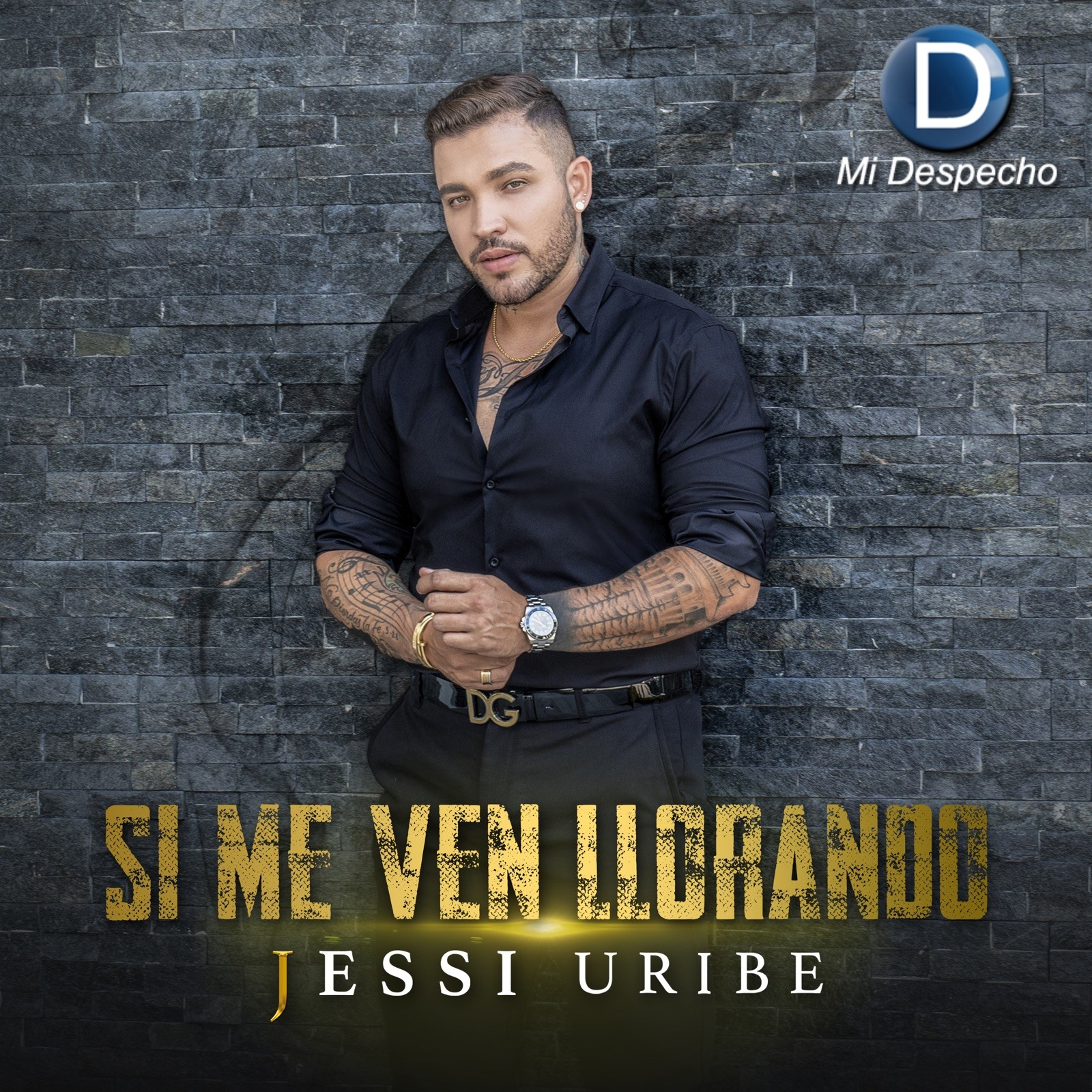 Jessi Uribe Si Me Ven Llorando Frontal