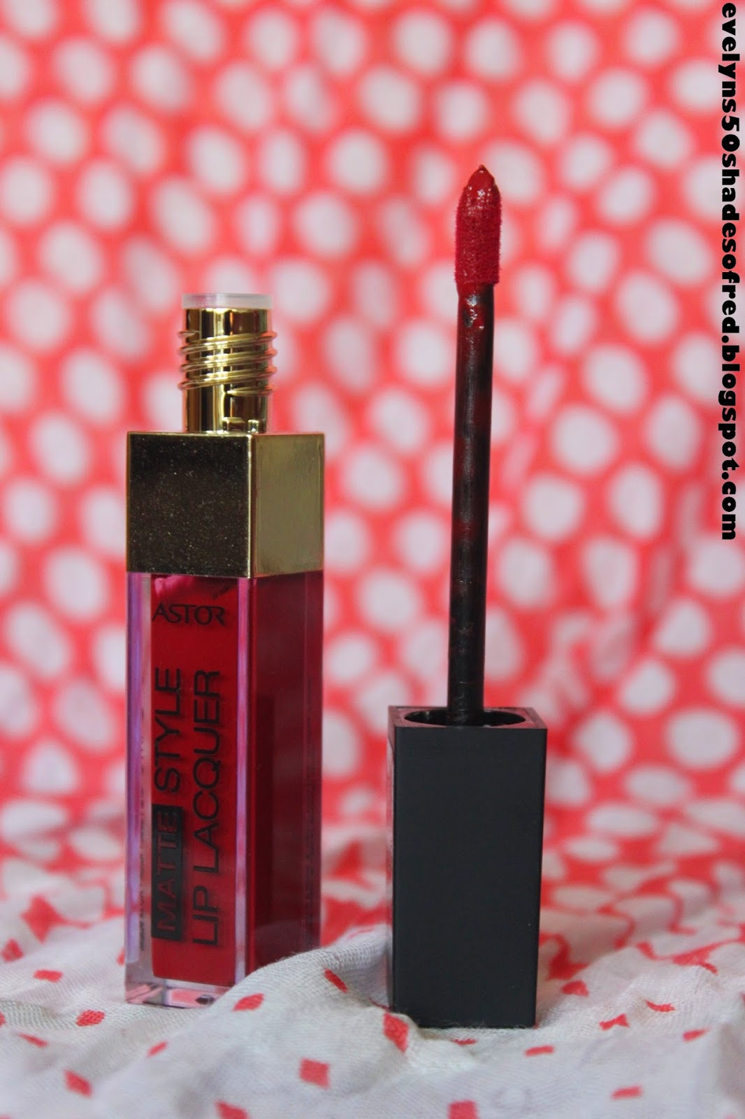 ASTOR Matte Style Lip Laquer #225 Ready to Style